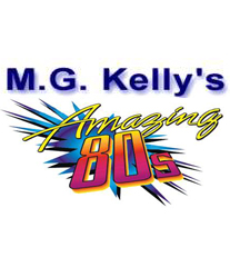 The Amazing 80s with M.G. Kelly